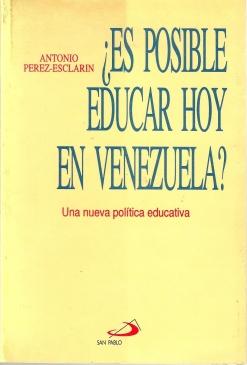 Es posible educar hoy en Venezuela