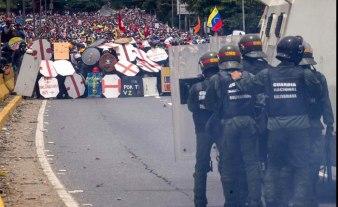 ProtestasVenezuela2017